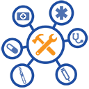 Create New Networks icon