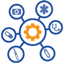 Optimize Existing Networks icon